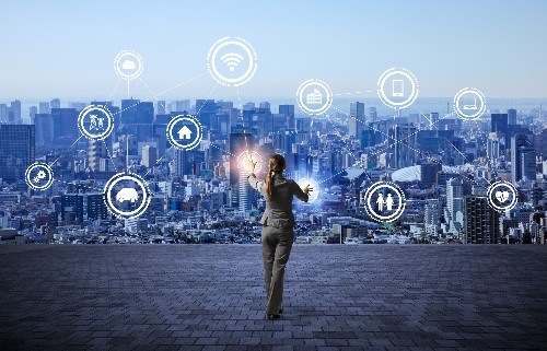 Salesforce takes another shot at IoT