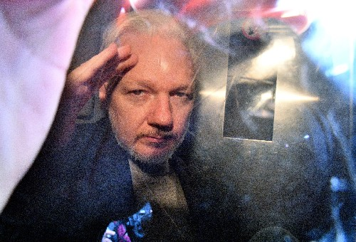 WikiLeaks' Assange charged under the Espionage Act in a 'major test case' for press freedom