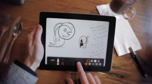 """FiftyThree Files Trademark For """"Paper"""""""