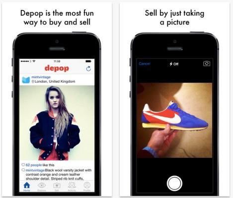 Social Shopping App Depop Raises $8M, Hires Ex-Reddit GM To Break Into US Market