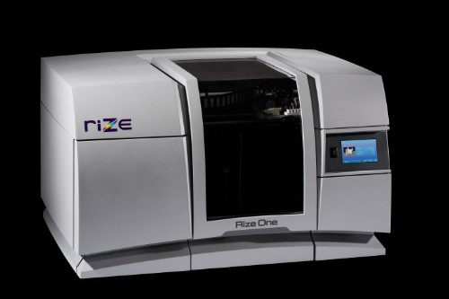 Rize teaches 3D printing some long-awaited new tricks