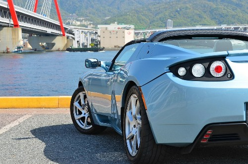 Surprise! Tesla Is Working On A New Roadster
