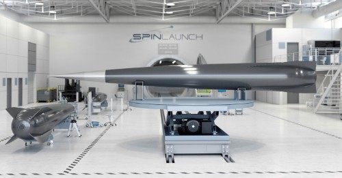 SpinLaunch spins up a $35M round to continue building its space catapult – TechCrunch