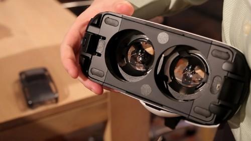 Eyefluence's Eye-Tracking Interface Lets You Navigate Virtual Reality Hands-Free