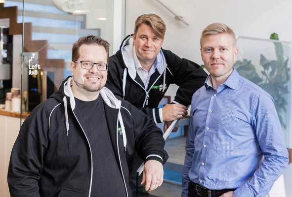 Everywear Games Is A New Finnish Startup Building Games For Apple Watch