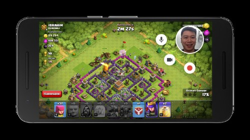 Android Users Can Now Record And Publish Their Video Gameplay From The Google Play Games App
