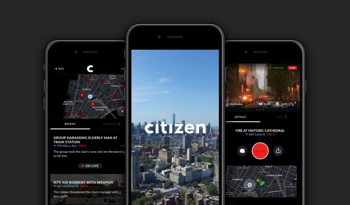 Citizen expands its crime-tracking alert app to Baltimore