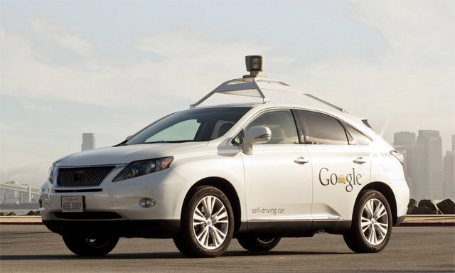 Google Says Its Self-Driving Cars Drive Better Than You