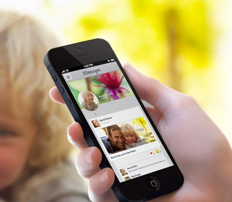 Family-Focused Mobile Social Network 23snaps Hits Half A Million Users