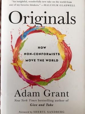 Wharton Professor Adam Grant On Creativity And The First Mover Myth