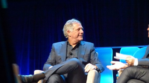 """CEO Leslie Moonves Explains CBS' Streaming Strategy: """"I Don't Care Where You Watch Our Shows"""""""