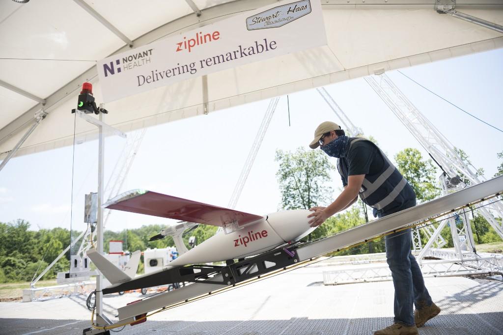 Zipline begins US medical delivery with UAV program honed in Africa