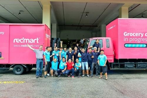 Singapore Online Grocer RedMart Raises $5.4M From Investors Including Facebook Co-founder