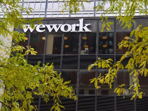 WeWork files confidentially for IPO