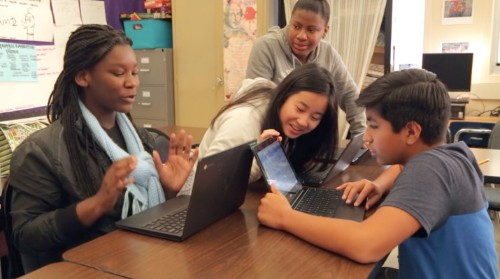 Popular study app Quizlet creates a game for groups in the classroom, Quizlet Live