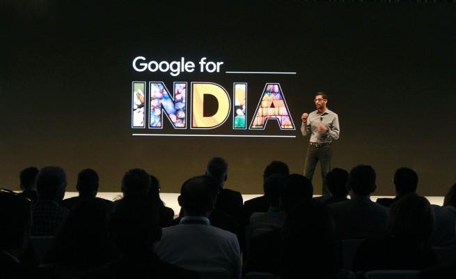 Google makes education push in India