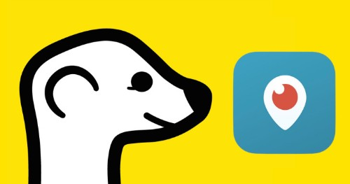 Meerkat Strikes Back At Periscope With New Ways To Follow