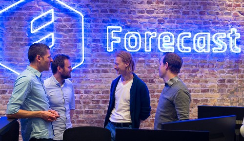 Forecast raises $5.5M for its 'AI-powered' project management software