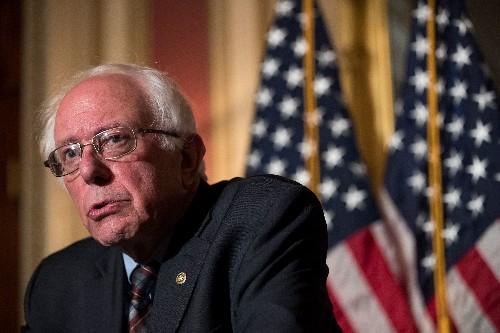 Bernie Sanders makes reinstating net neutrality a campaign promise