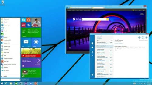 Leaked Clips Show Windows 9 In Action