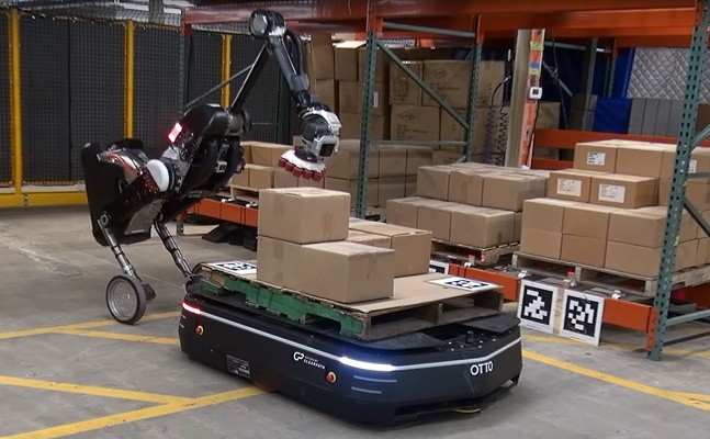 Boston Robotics delivers plan for logistics robots as early as next year