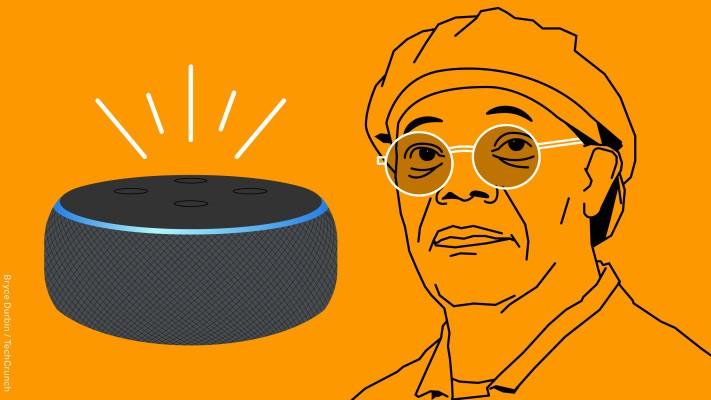 Alexa's new celebrity wake words 'Hey Samuel,' turns the assistant into Samuel L. Jackson