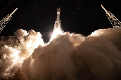 ULA successfully launches fifth U.S. Air Force protected communications satellite