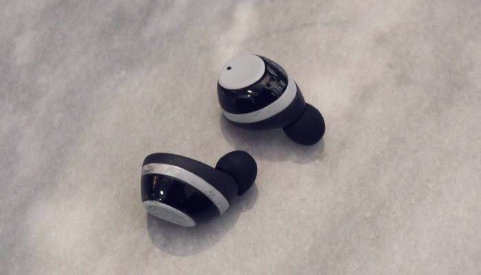 Nuheara's IQbuds are somewhere between wireless headphones and a hearing aid