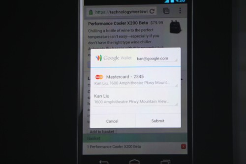 Death By A Thousand Cuts? Google Wallet's Plan To Take On PayPal Leverages Chrome, Android, Google+, Gmail & More