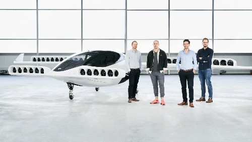 Lilium unveils five-seater air taxi prototype after a successful maiden flight for its latest jet