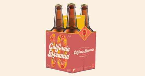 Marijuana soda startup California Dreamin' wants to replace booze