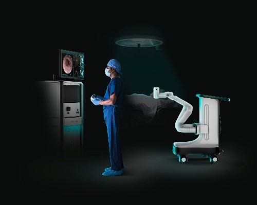 Monarch is a new platform from surgical robot pioneer Frederic Moll