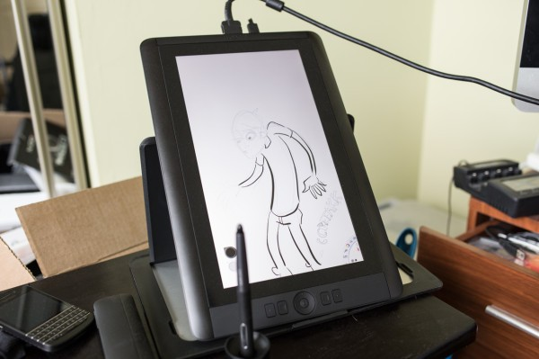 Wacom's Cintiq 13HD Is A Whole Lot Of Drawing Tablet Packed Into A Smart Little Package