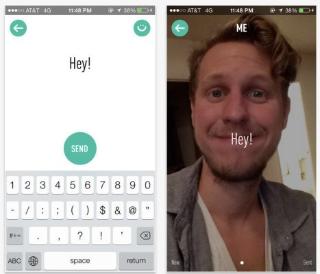 Meet Context, The New Photo Texting App All The Cool Kids Are Using