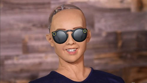 Snapchat is stuck in the uncanny valley of AR glasses