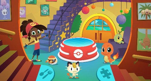 Preschoolers get their own Pokémon game with launch of Pokémon Playhouse
