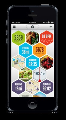 Health App Maker Azumio Launches Argus, A Comprehensive Food And Activity Tracker