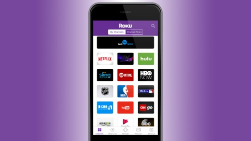 Roku's new app can replace its remote, help you find something to watch