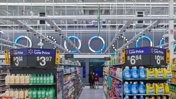 Walmart unveils an AI-powered store of the future, now open to the public – TechCrunch