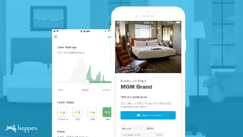A.I.-based travel app Hopper expands price monitoring to hotels worldwide