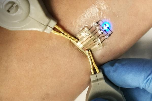 These temporary electronic tattoos could redefine wearables