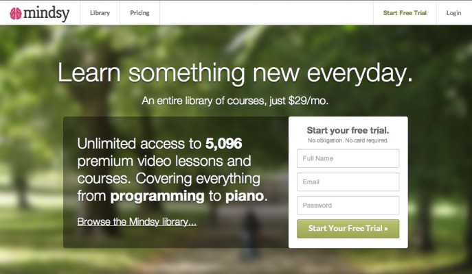 Mindsy Wants To Be The Netflix Of E-Learning