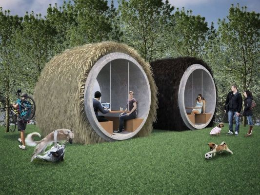 The company behind BarkBox is opening an 'outdoor clubhouse' for Nashville's dogs