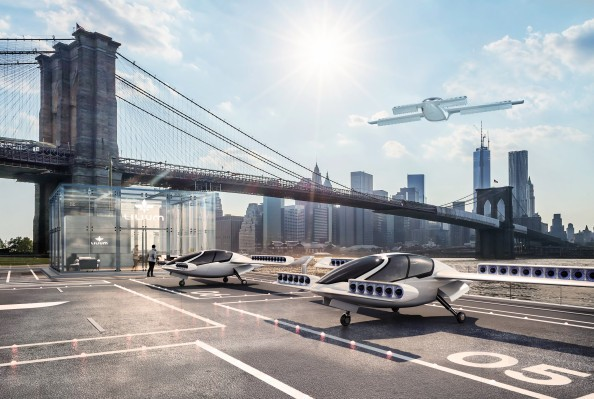 The next billion-dollar startup will be in aerospace