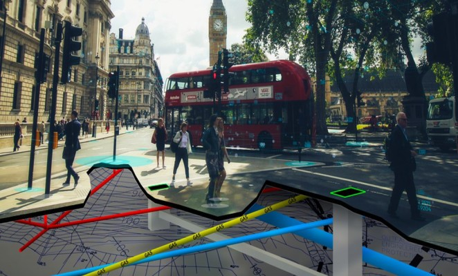 Mobileye is using its sensors to create detailed maps of the UK