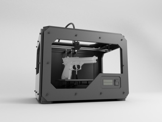 Researchers discover a new way to identify 3D printed guns