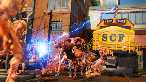 Sunset Overdrive Review: A Genuinely Fun Game, Once You Get Past First Impressions