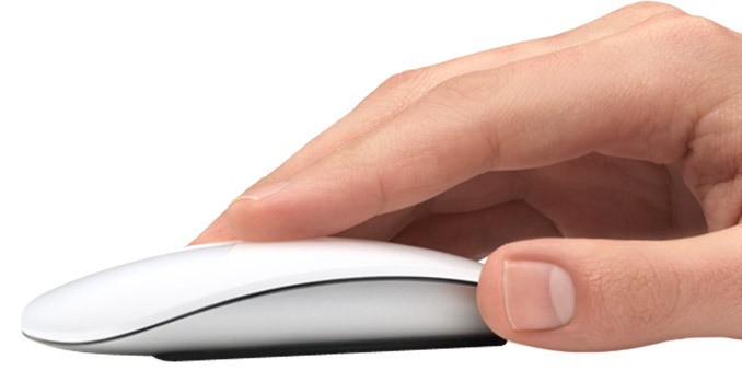 Apple Patents A Mouse With A Built-In Scanner And Display