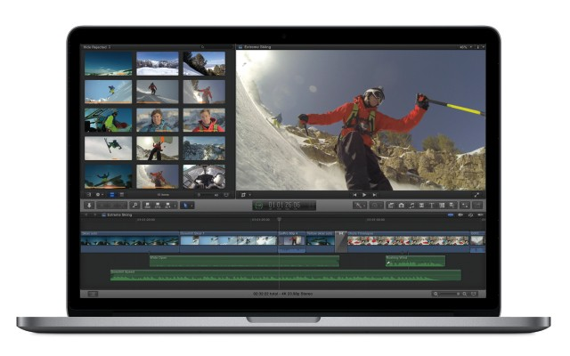 Apple Updates Final Cut Pro X, Motion And Compressor Creative Apps