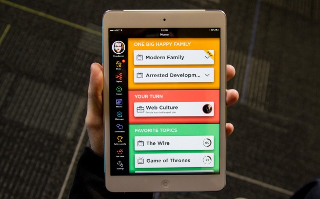 Trivia App QuizUp Passes 20 Million Users, Is Now Available In Five Different Languages